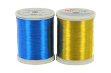 ProWrap Metallic 1oz Thread Fishing Rod Building Wrap wrapping guides components