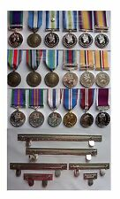 OFFICIAL FULL SIZE MEDALS UN GULF WAR IRAQ AFGHANISTAN ACSM LSGC DIAMOND JUBILEE
