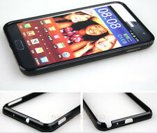 1X Luxury Metal Aluminum Frame Bumper Case For Samsung Galaxy Note i9220 N7000