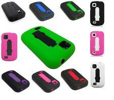 Kickstand Hybrid Phone Cover Case for ZTE PRELUDE Z993 / ZTE AVAIL 2 Z992