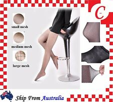 Women Lady Women's Mesh Fishnet Stockings Jacquard Pantyhose Waist High Tights