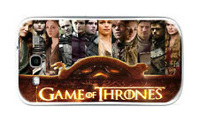 Game of Thrones cast dragon phone case for iPhone 4 5C, Samsung S3 S4 S5,mini