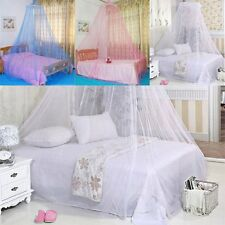 Elegent Bed Dome Canopy Netting Mosquito Repellent Netting Bedcover King/Queen
