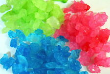 Rock Candy Crystals 2Lbs Choice of 9 flavors. Mix as you desire.