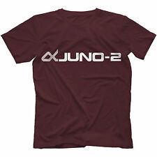 Alpha Juno-2 T-Shirt in 13 Colours ANALOG SYNTHESIZER JU-1 JU-2 106