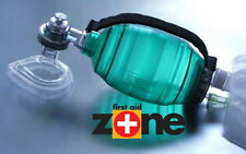 Bag Valve Mask - ADULT, CHILD - CPR, Resuscitate, BLS - FREE SHIPPING