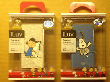 * NEW * iLuv Hardshell Case * Snoopy * iPod nano * Licensed Cover * Hard Shell *