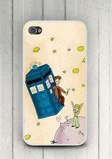 Doctor Who Tardis Meet The Little Prince case for iPhone / Samsung Galaxy / Sony