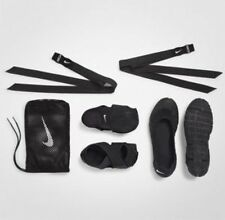 Nike Women's Studio Wrap Pack 555173 001 3 Part System Black Dance Yoga Shoes