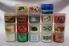 BATH & BODY WORKS SLATKIN & CO 2011 FALL & WINTER SEASON SCENTED 1.6 OZ CANDLES