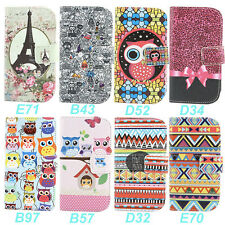 Wallet Various Stand Leather Flip Case Cover For Nokia Lumia 520