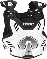 2016 Thor Sentinel XP Adult Chest  Protector MX ATV Offroad Roost Guard