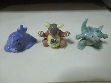 [ULTRA RARE] Pokemon Figure Authentic Tomy/Nintendo - Charizard/Blastoise/Mew