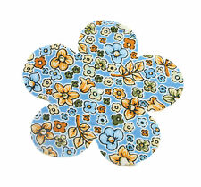 Stampin up Fabric Flower Die Cuts, embellishments, card making, sewing, crafts