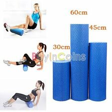 Perfect Floating Point EVA Yoga Foam Roller Exercise Fitness 30/45/60cm
