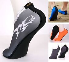 Skin Shoe Beach Aqua Water Shoes Socks Indoor Fitness Scuba Gym Snorkeling