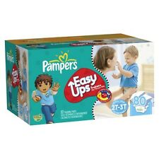 Pampers Easy Ups Boys Training Pants (Select Size)