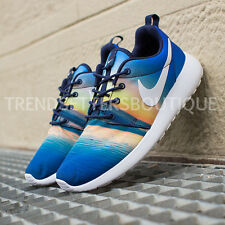 Nike Roshe run SUNRISE SUNSET PALM TREES SPECIAL EDITION qs 3 4 5 6 7 8 9 10 5.5