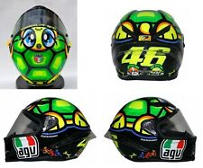 AGV Corsa LE Valentino Rossi #46 Turtle Motorcycle Full Face Helmet Small