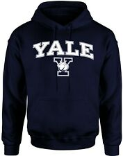 Yale Shirt Sweatshirt Hoodie T-Shirt University Flag Vintage Press Law Apparel