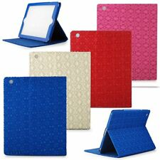 Luxury PU Leather Magnetic Case Stand Folio Smart Cover for Apple ipad 2 3 4 Gen