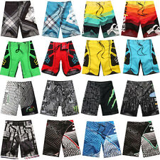 2014 Men Board Shorts Trunks Pants Beach Surf Short Boardies 30 32 34 36 38