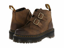 Dr. Martens DEVON Women's Aggy Style Aztec Darkened Brown Boot ALL SIZES!!!