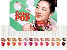 5pcs ETUDE HOUSE Color Pop Shine Tint Mini 12 Colors 2g Beyond Lipstick Gloss