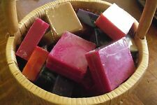 Nightingale Premium Natural Soaps 20 Exotic Scents Handcrafted No Chemicals