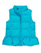 GYMBOREE FANCY DALMATIONS BLUE PUFFER VEST 3 4 5 6 7 8 10 12 NWT