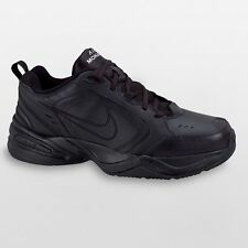Nike Men's Air Monarch IV Black Cross-Trainers 4E WIDE All Size 416355-001