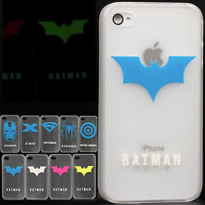 Action figure Comics multiverse luminated Case cover skin for iPhone 4 4G 4S