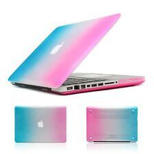 For MacBook Air PRO Retina Rainbow Laptop Rubberized Hard Case keyboard cover