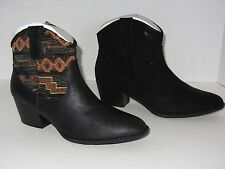 New Womens UNLISTED It's A Hit Bootie Ankle Boots Shoes Size 7 7.5 8 8.5