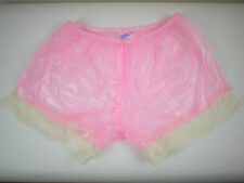 PVC Sexy Lace Cami knickers Adult Baby  #P010-5