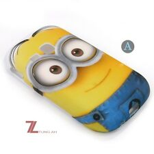 Despicable Me Design TPU GEL Case Cover for Samsung Galaxy Young S6310