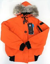 Canada Goose Ladie's Chilliwack Bomber Jacket (Sunset Orange) 7950L New