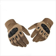 Army Tactical Gloves Military Full Finger Slip-Resistant Outdoor Combat Gloves