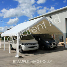 CAR PORT HOT TUB GAZEBO CANOPY 100% PVC ROOF MARQUEE GARDEN CARPORT