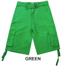 North 15 Mens Cargo Shorts - Assorted Colors & Sizes! Excellent Cheap Price!