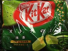 Nestle kit kat green tea japan chocolate cookie cake Meiji Kabaya Uji US seller