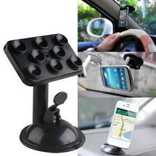 720° Rotating Universal Car Mount Cradle Holder Stand For Tablet GPS Smart Phone