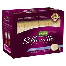 Depend Silhouette Underwear for Women