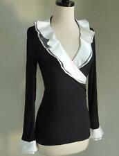 NWT WHITE HOUSE BLACK MARKET Portrait Collar Top XXS, XS, S, M, L, XL $94.00