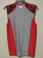 Under Armour Combine Shatter Compression Football Shirt 1236232 red S-3xl