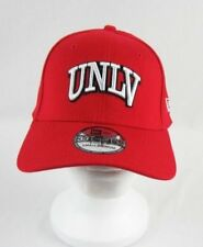 College NCAA Baseball UNLV Las Vegas Hey Reb! New Era Fitted 39Thirty Hat Cap