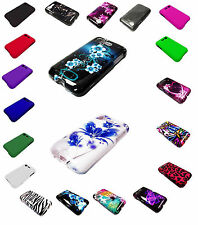 Hard Snap On Phone Cover Case for For LG Optimus Zone 2 VS415PP L34C Fuel