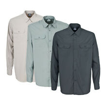 Trespass Solve Roll Up Sleeves Shirt Casual Mens Top