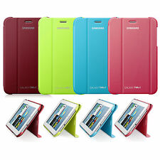Genuine Samsung Galaxy Tab 2 7.0 Book Cover Official P3100 Flip Case Stand New