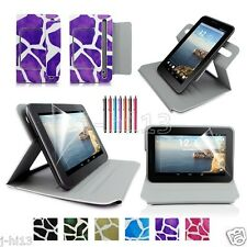 "Draft Leather Case+Gift For 7"" Alcatel ONE TOUCH EVO7HD/Tab 7/Pop7S Tablet GB9"